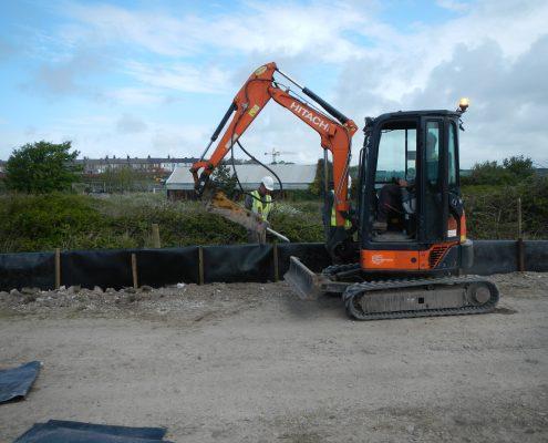 Habitat Mitigation Contractor