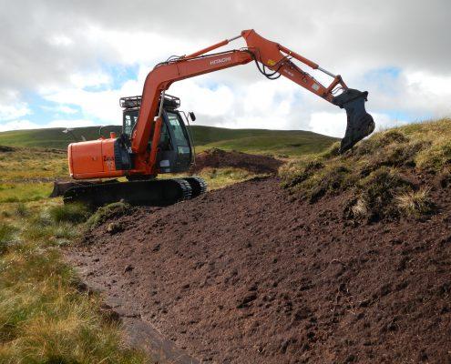 Specialist Moorland Restoration