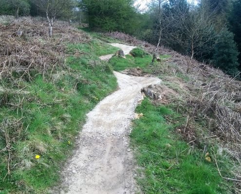 Mountain Bike Trail Maintenance