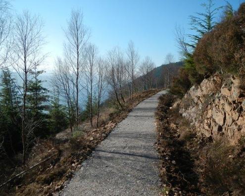 Multi-User Trail Upgrade