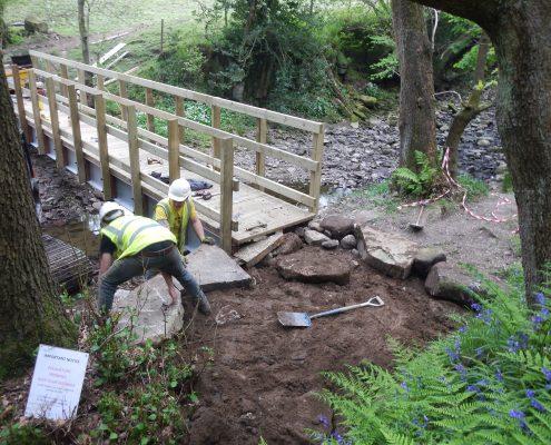 Footbridge Construction Contractor