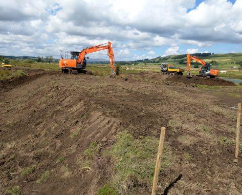 Flood defence Improvements