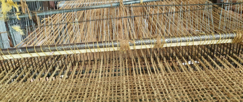 Weaving Coir Geo Textile Matting